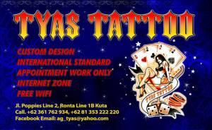 tyas tattoo new design