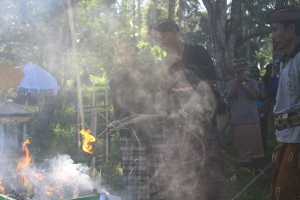 smokey fire