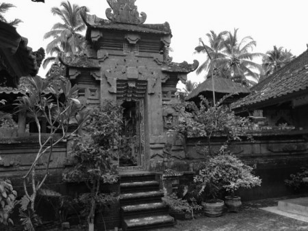 family-temple-black and white